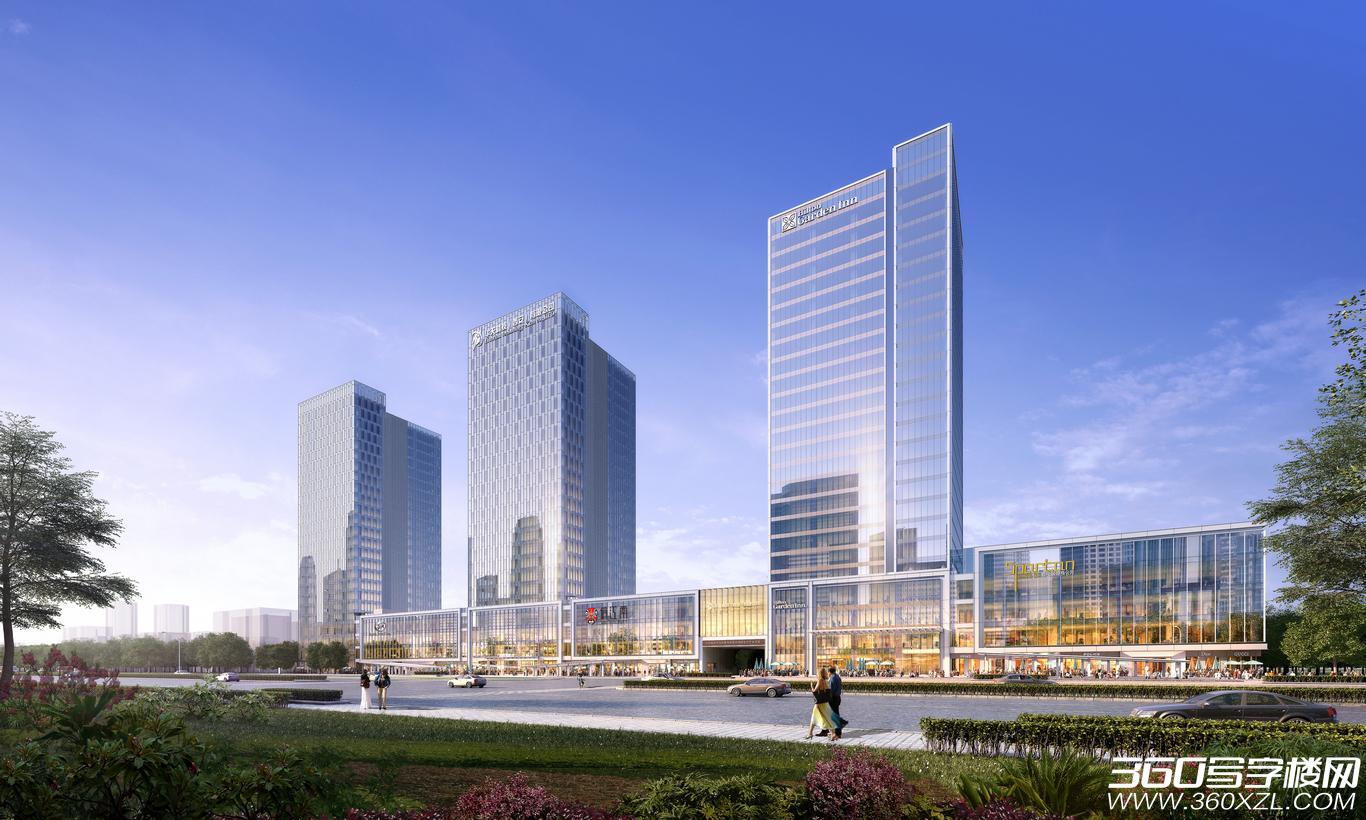 西安恒世国际中心