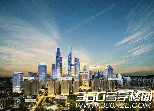 不久的将来,随着武汉世贸中心的正式启用,泛海国际soho城将尽享资源