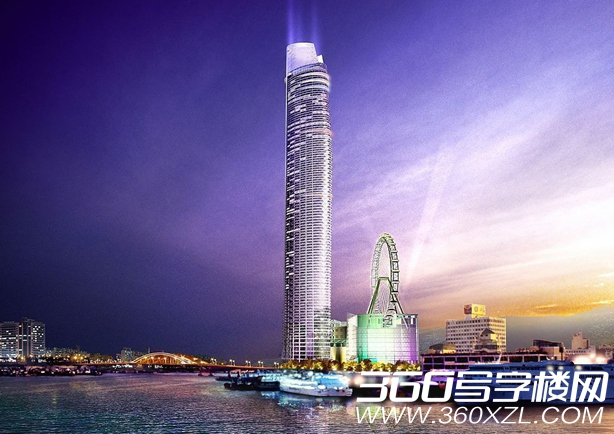 [青岛]将建中国第一地标建筑 青岛777大厦